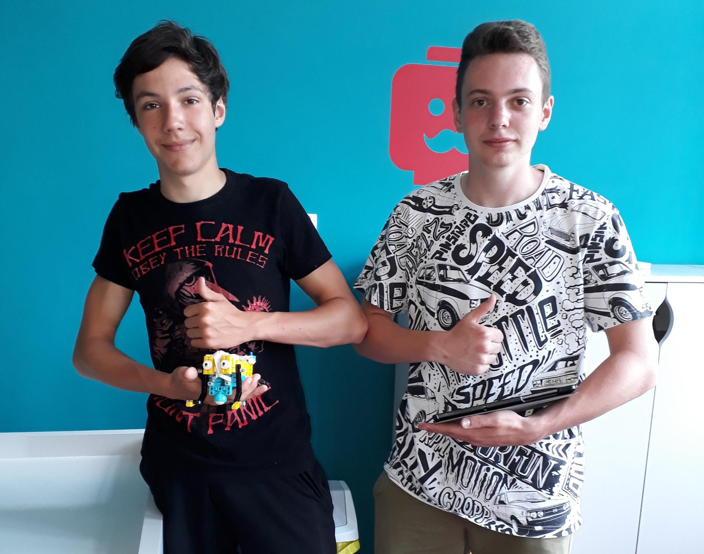 Metalowe Inspiracje - Krystian i Maciej